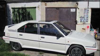 Citroen BX GTI 16v je neprávom zabudnuté auto
