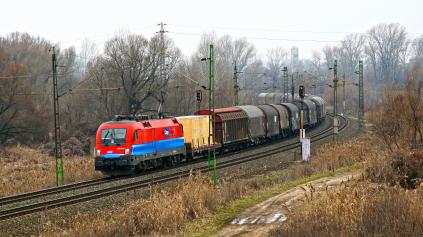 EÚ: Tovar musíme dostať z kamiónov na železnice