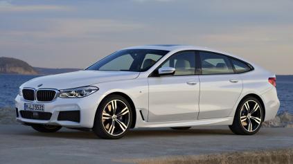 BMW 6 GT ocenili za konštrukciu karosérie