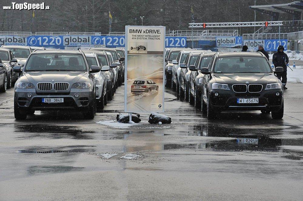 Flotila 27 BMW s xDrive