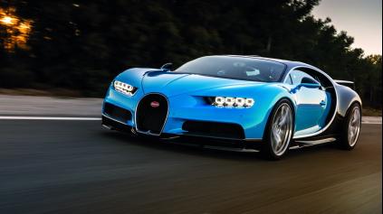 Ženeva 2016: Bugatti Chiron má 1500 k a 1600 Nm, ale aj 2 tony
