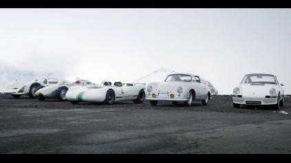 Porsche modely s mušou váhou. Najľahší má 384 kg!