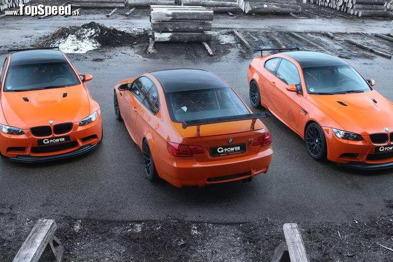 G-power má o upravené GTS viacero záujemcov...