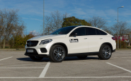 TEST: MERCEDES GLE COUPÉ 350D