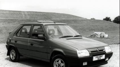 Autá našich rodičov: Škoda Favorit/Forman