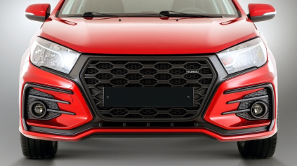 Lada Vesta s maskou ako Audi? Za 74 eur realita