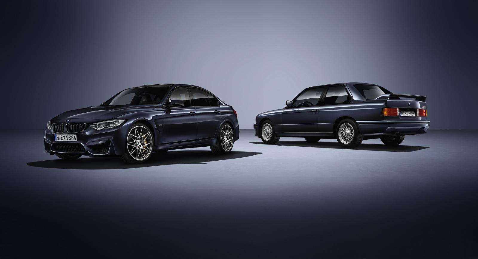 BMW M3 30 rokov