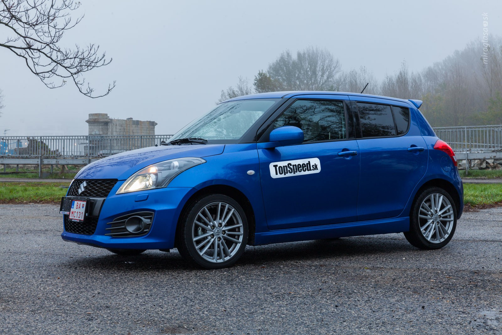 Nový Swift Sport dostane 1.4 turbo