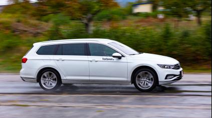 Test: VW Passat Variant 2.0 TDI 4Motion - služobný ideál?