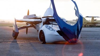 Lietajúci slovenský automobil je späť! Blíži sa k sériovej výrobe?