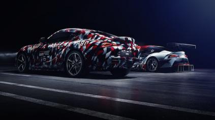 Nekonečný príchod športiaku Toyota Supra skončí 14. januára