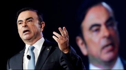 Obvinený ex-šéf Nissanu Carlos Ghosn, utiekol. Ródeo začína