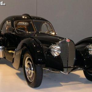 <p>Bugatti 57SC Atlantic zo zbierky Ralpha Laurena</p>