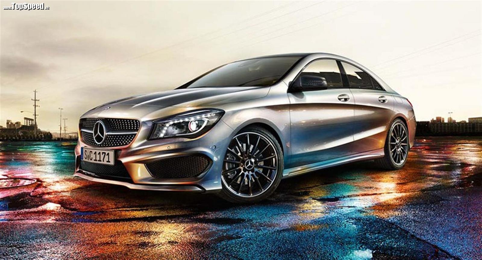 Mercedes je aktuálnej z tejto trojice posledný. V budúcom roku by však mohol predať až 1,46 milióna áut.