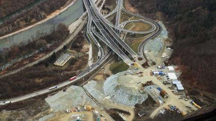 Spor na úseku D1 tunel Višňové už riešia na medzinárodnej úrovni