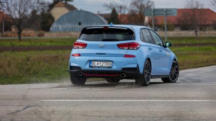 Hyundai i30 N bol aj v roku 2019 najpredávanejší hothatch na Slovensku