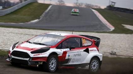 Sezóna na Slovakia Ringu začne Rallycrossom