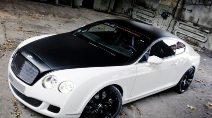 BENTLEY SPEED GT BY EDO COMPETITION