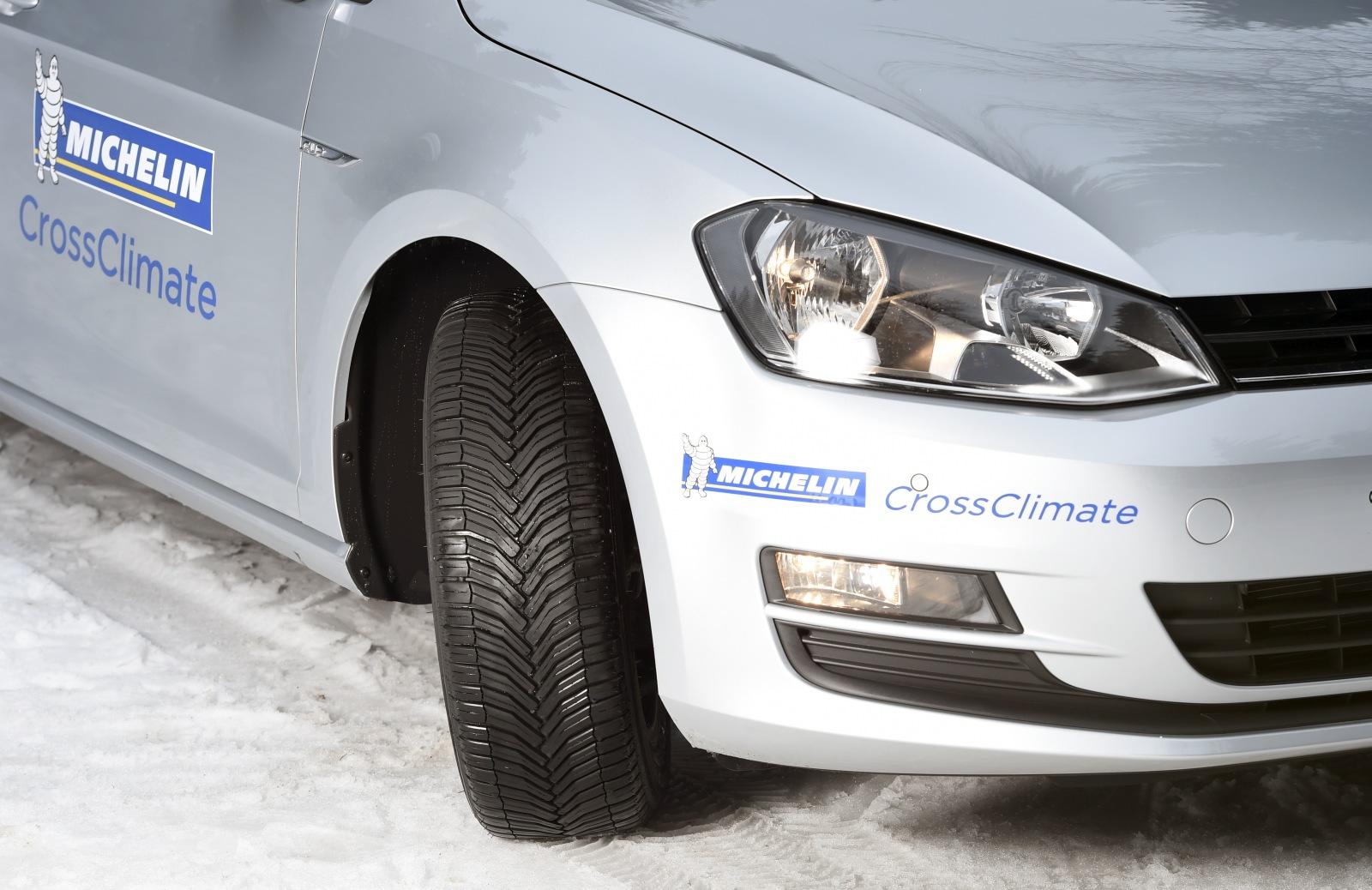 REVOLÚCIA! Michelin vyvinul letnú pneumatiku pre zimu
