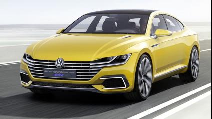 Sport Coupé Concept GTE ukazuje smerovanie dizajnu VW