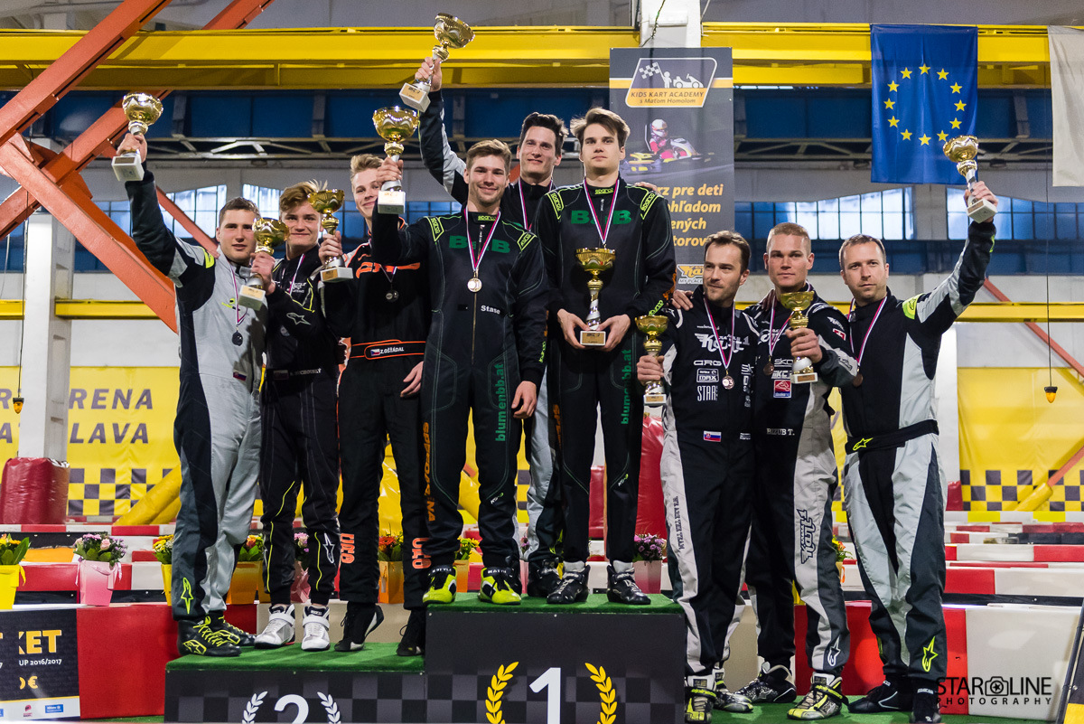 Je rozhodnuté, IIKC pozná šampiónov sezóny 2016/2017