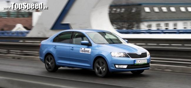 test Škoda rapid 1.2 tsi elegance - topspeed.sk