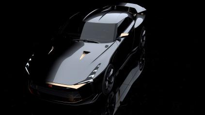 Nissan a Italdesign predstavili 720 k prototyp GT-R