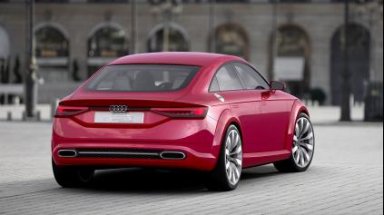 Audi TT Sportback rozšíri športiaky TT o 4-miestny sedan