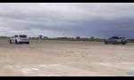 Šprint Porsche Panamera Turbo a Mercedes AMG E63 S