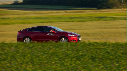 Test: Ford Mondeo 1,5 EcoBoost Titanium X