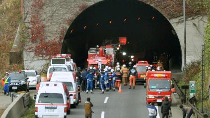 Jazda v tuneli. Čo ak sa v ňom stane nehoda?