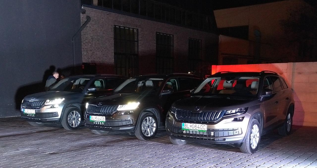 2017 Škoda Kodiaq uvedenie na Slovensko