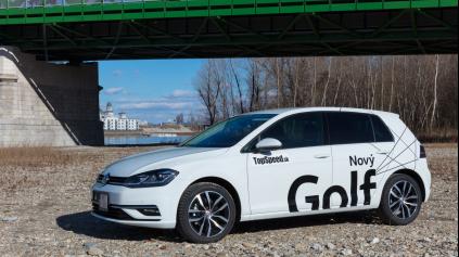 TEST VW GOLF 7FL 1,4 TSI