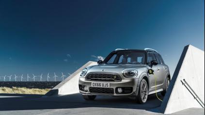 Tento rok príde prvé hybridné Mini