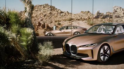 BMW Concept i4 je predobrazom ďalšieho elektromobilu