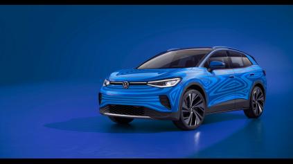 Elektrický Volkswagen ID.4 sľubuje dojazd 500 kilometrov