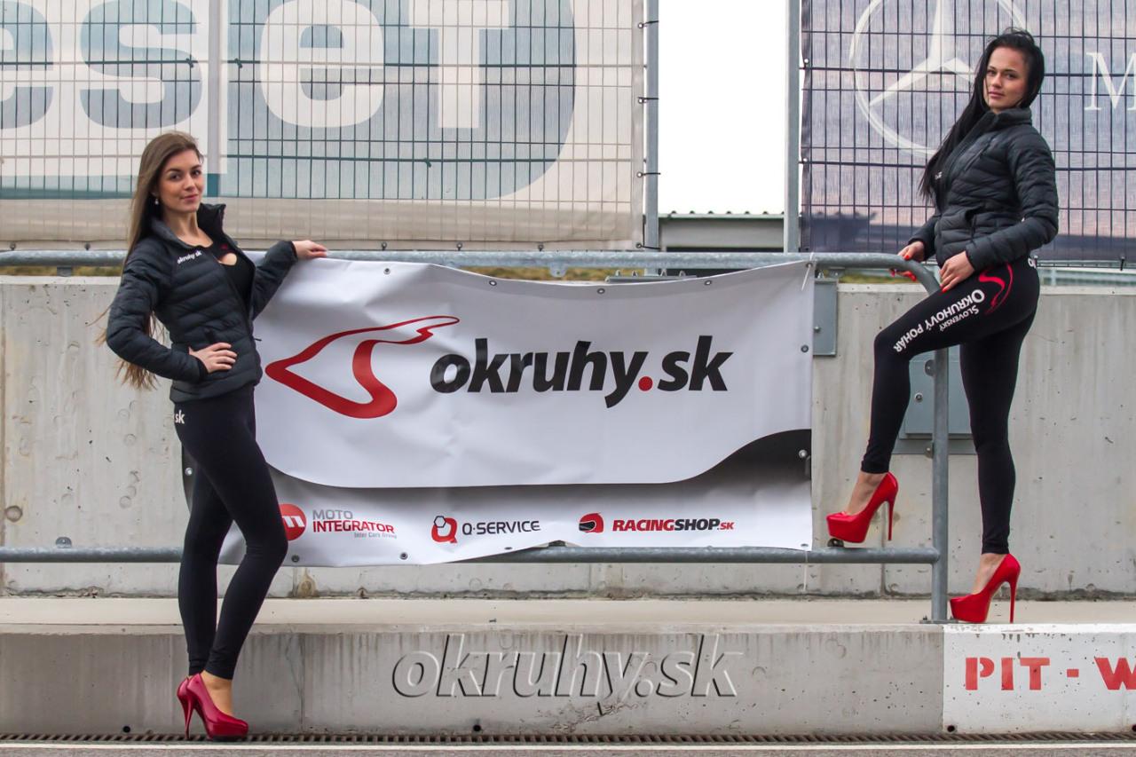 Slovensky Okruhovy Pohar 1. kolo SlovakiaRing 2015