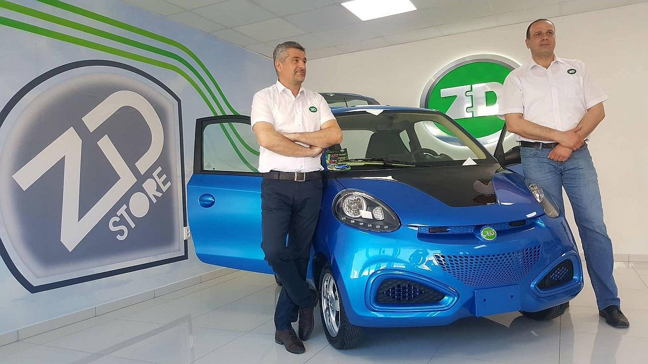 S ňou sa na Slovensku začína etablovať nová značka elektrombilov ZhiDou  (ZD). Jedná sa o čínsku značku elektromobilov 3a9dfdb2ea3