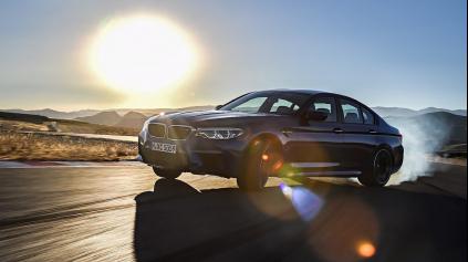 PREJDE BMW M NA POHON VŠETKÝCH KOLIES PO VZORE AMG?