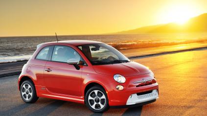 Marchionne nechce, aby ľudia kupovali Fiat 500e