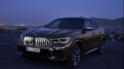 Nové BMW X6 podrobnejšie
