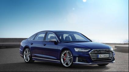 Nové Audi S8 prichádza s benzínovým V8