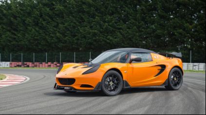 Novinky Lotusu sú Elise 250 a nový Elise 2020