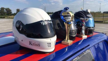 CAFE RACING na ČS Autoslalome v Driving Academy absolútne tretí
