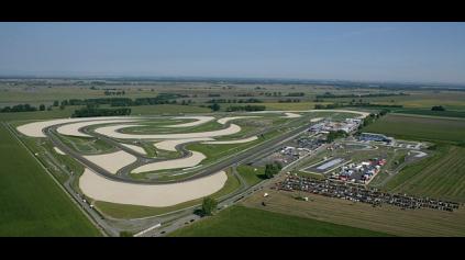 WTCC A FIA GT PRÍDU NA SLOVAKIA RING AJ V R2013