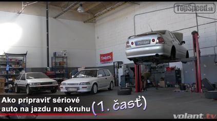 AKO PRIPRAVIŤ SÉRIOVÉ AUTO NA OKRUH? (VOLANT.TV)