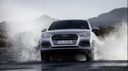 Nové Audi Q5 dostane permanentný pohon 4x4 len k vrcholnej verzii