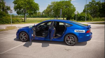 TEST AUDI A7 QUATTRO 3,0 V6 BITDI