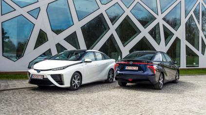 Toyota vidí budúcnosť vo vodíku