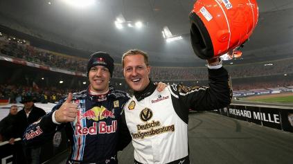 SLEDUJTE NAŽIVO RACE OF CHAMPIONS 2011 UŽ DNES!